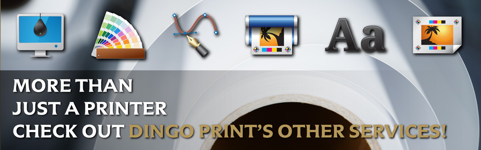 Dingo Print offers high quality offset and digital printing in Brisbane